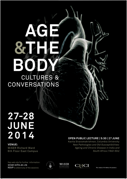 [Age and the Body Poster]