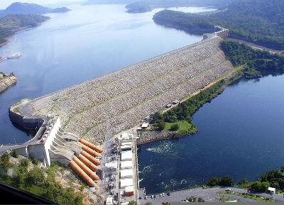 [Akosombo Dam]