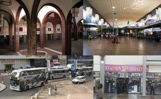Johannesburg's Park Station