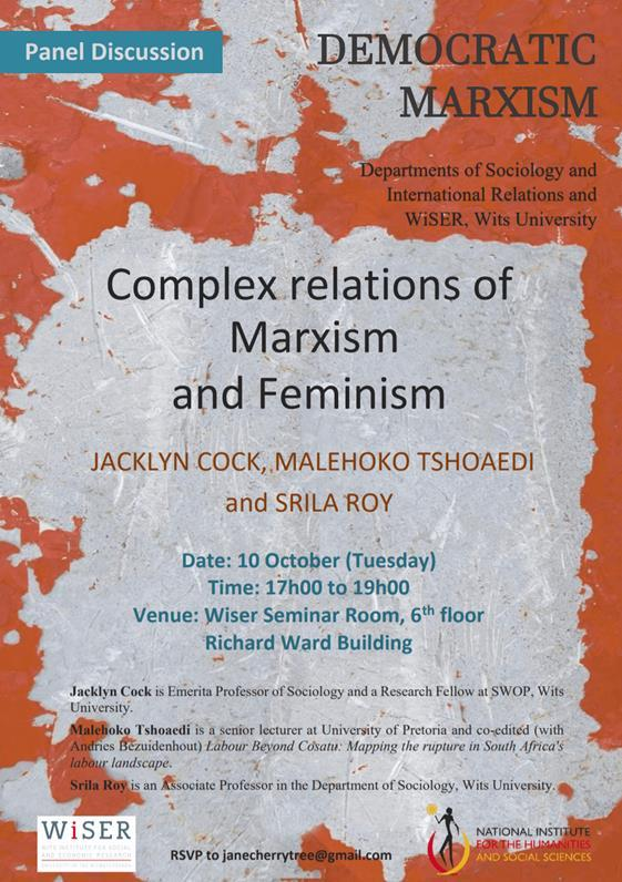 Complex Relations of Marxism and Feminism